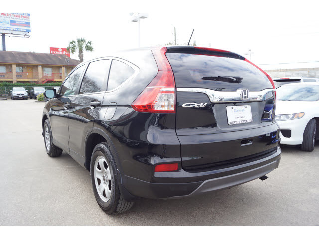 Certified Pre Owned 2016 Honda Cr V Lx Alloy Wheels