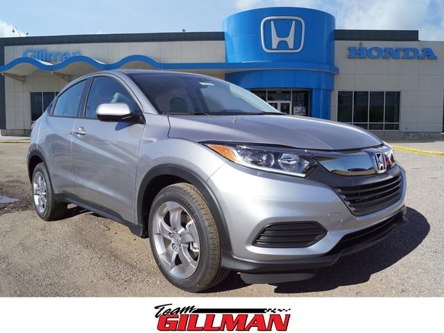 New 2019 Honda HR-V LX 2WD