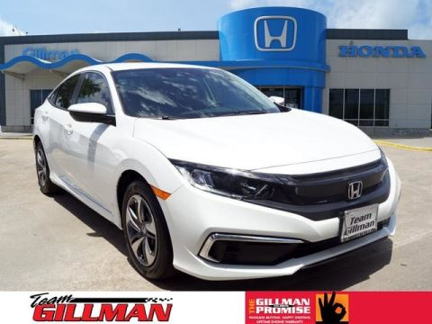 Certified Pre-Owned 2019 Honda Civic Sedan LX CERTIFIED PRE-OWNED