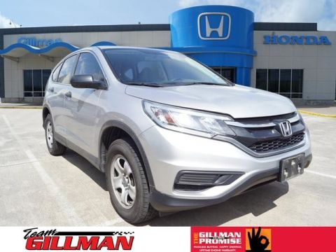 Pre-Owned 2016 Honda CR-V LX BLUETOOTH
