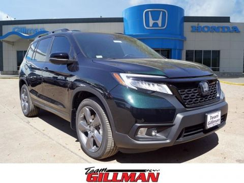 New 2019 Honda Passport TRG 2WD